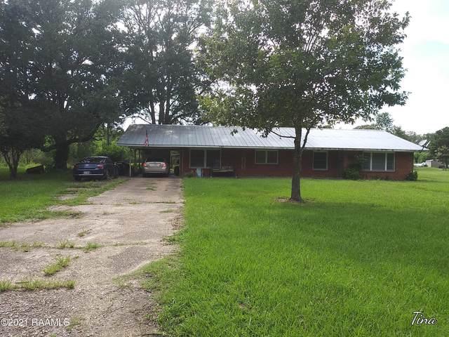 3041 Jefferson Street, Pine Prairie, LA 70576 (MLS #21006820) :: Keaty Real Estate