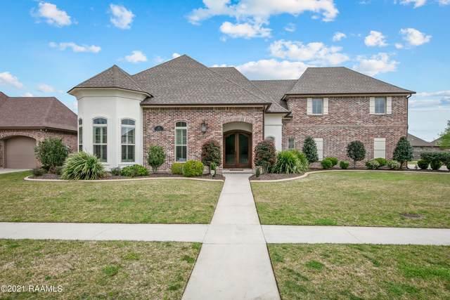 105 Quiet Oaks Drive, Youngsville, LA 70592 (MLS #21006821) :: United Properties