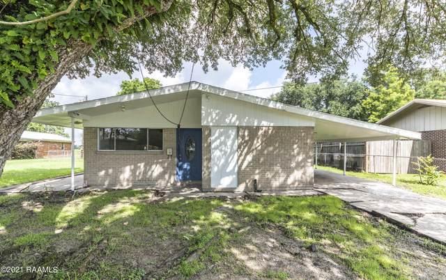 808 Orange Grove Drive, New Iberia, LA 70560 (MLS #21006823) :: Keaty Real Estate