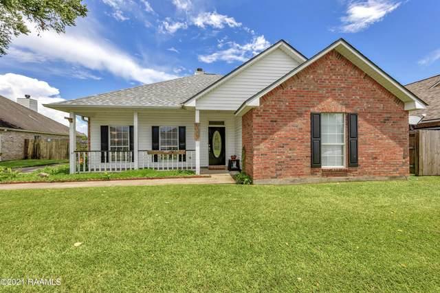 112 Pinnacle Drive, Youngsville, LA 70592 (MLS #21006842) :: Keaty Real Estate