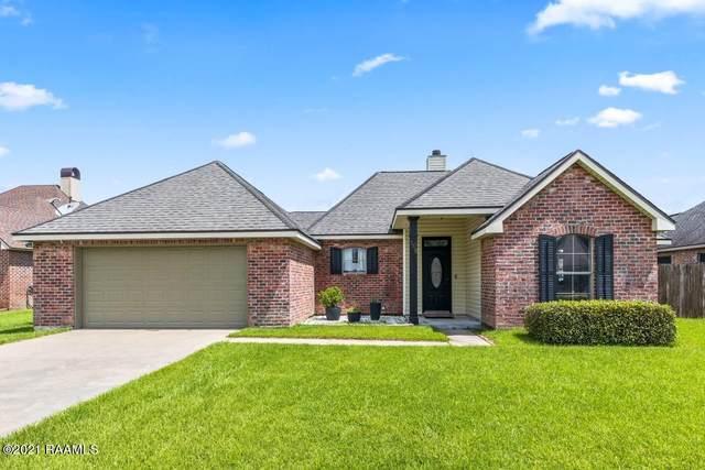 108 Cranberry Drive, Broussard, LA 70518 (MLS #21006845) :: Keaty Real Estate