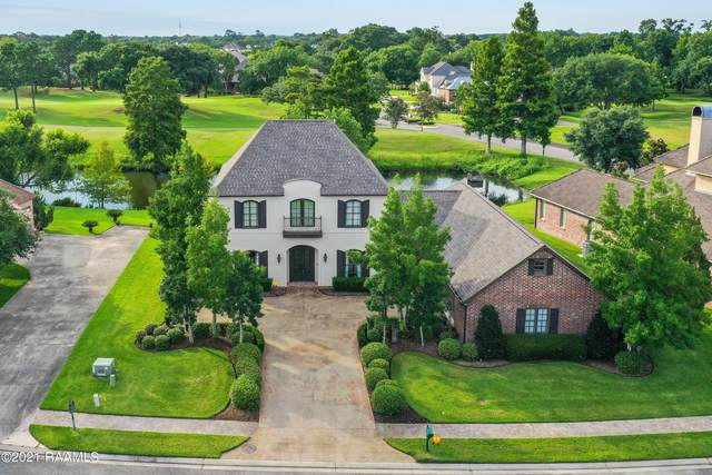102 Shinnecock Hills Drive, Broussard, LA 70518 (MLS #21006846) :: Keaty Real Estate