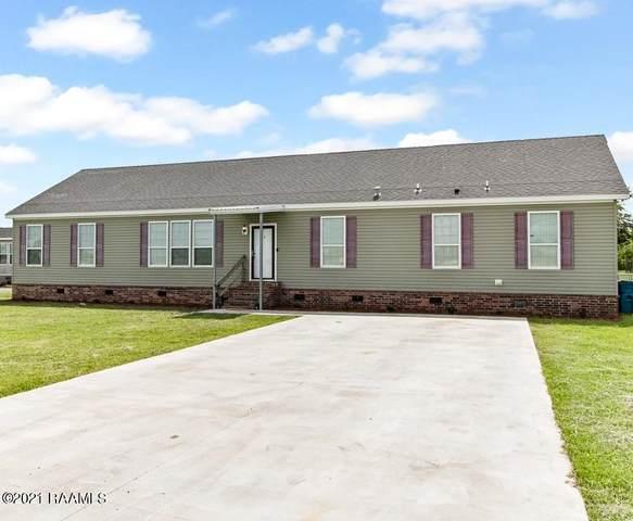 1608 Lagneaux Road, Lafayette, LA 70529 (MLS #21006854) :: Keaty Real Estate