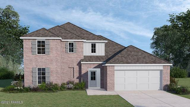 215 South Lakepointe Drive, Lafayette, LA 70506 (MLS #21006862) :: Keaty Real Estate