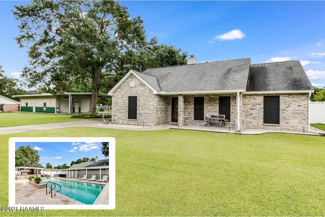 1115 N Sheirview Circle, Abbeville, LA 70510 (MLS #21006876) :: Keaty Real Estate