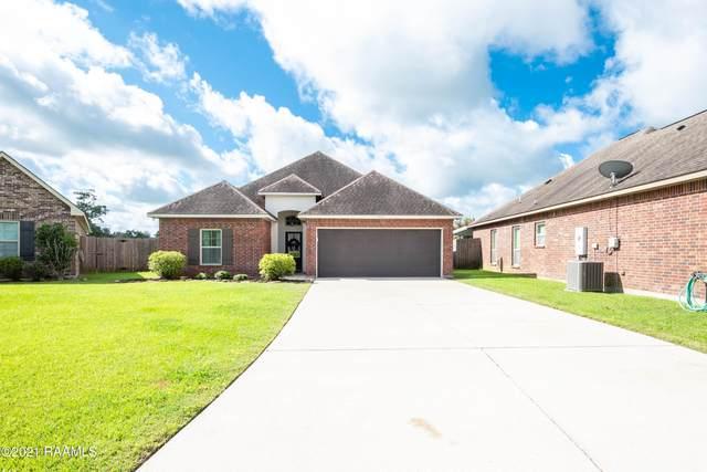 512 Flanders Ridge Drive, Youngsville, LA 70592 (MLS #21006893) :: Keaty Real Estate