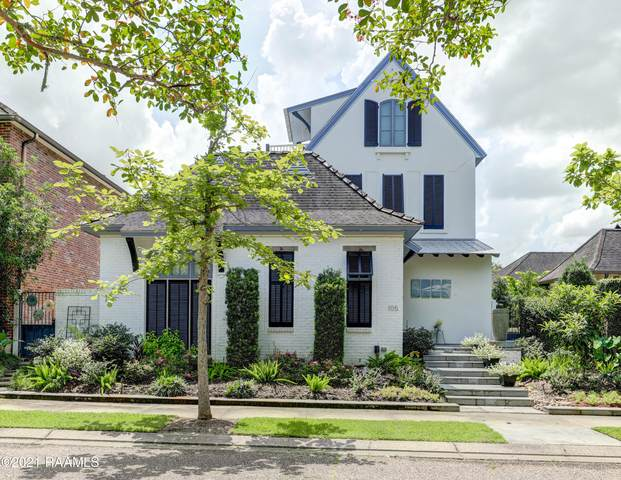 105 Ellendale Boulevard, Lafayette, LA 70508 (MLS #21006909) :: Becky Gogola