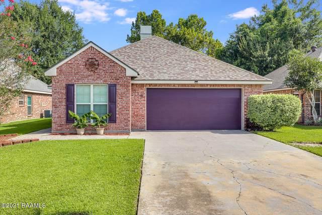 318 St Matthias Drive, Carencro, LA 70520 (MLS #21006915) :: Keaty Real Estate