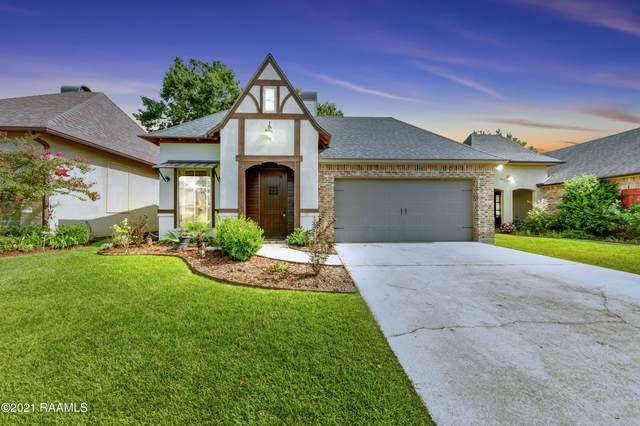115 Octavia Drive, Scott, LA 70583 (MLS #21006916) :: Keaty Real Estate