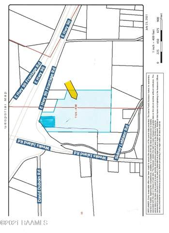 2416 Frontage Road, New Iberia, LA 70560 (MLS #21006919) :: Keaty Real Estate