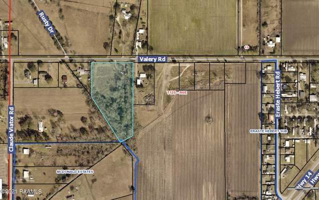 2715 Valery Road, New Iberia, LA 70560 (MLS #21006939) :: Keaty Real Estate