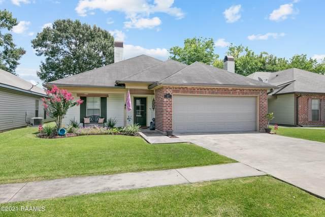 127 Country Garden Lane, Lafayette, LA 70507 (MLS #21006940) :: Keaty Real Estate