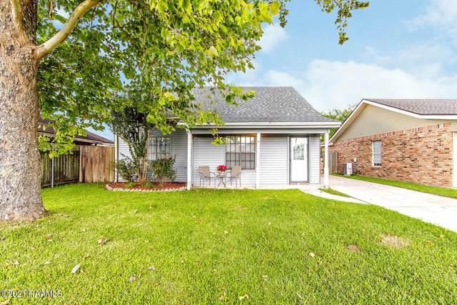 320 Camille Drive, Patterson, LA 70392 (MLS #21006948) :: Keaty Real Estate