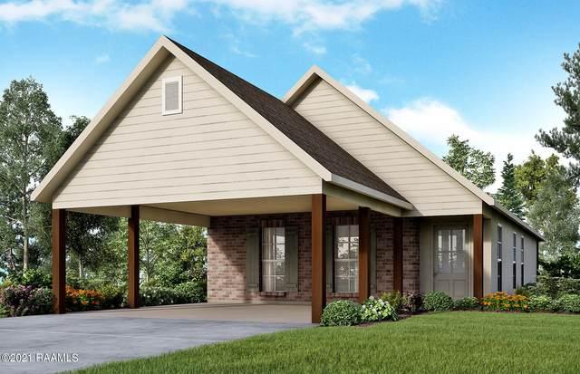 311 Harvest Lane, Abbeville, LA 70510 (MLS #21006954) :: Keaty Real Estate
