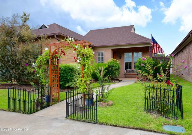 138 Milan Circle, Lafayette, LA 70508 (MLS #21006957) :: Keaty Real Estate