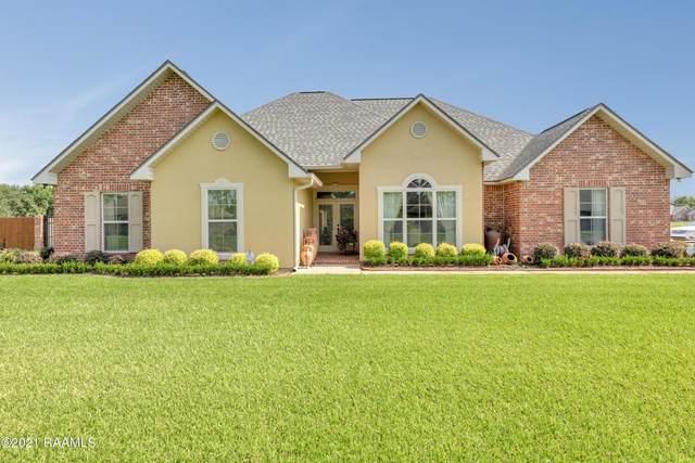 185 Grand Rue De Josh, Opelousas, LA 70570 (MLS #21006958) :: Keaty Real Estate