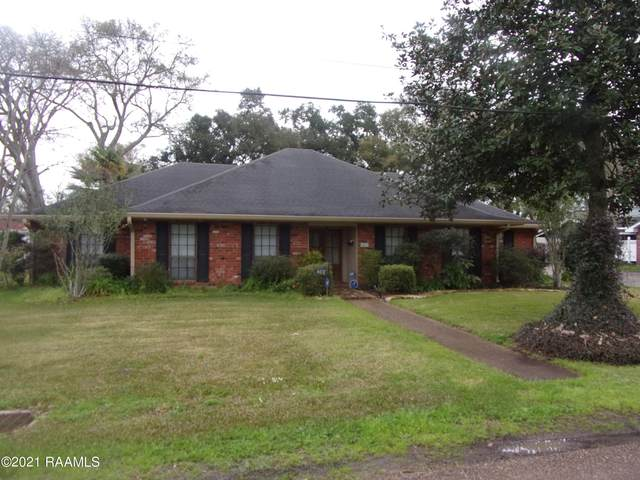 407 E Magnolia Street, Ville Platte, LA 70586 (MLS #21006959) :: Keaty Real Estate