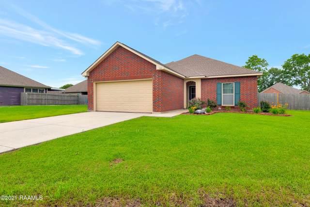 105 Cezanne Drive, Rayne, LA 70578 (MLS #21006960) :: Keaty Real Estate