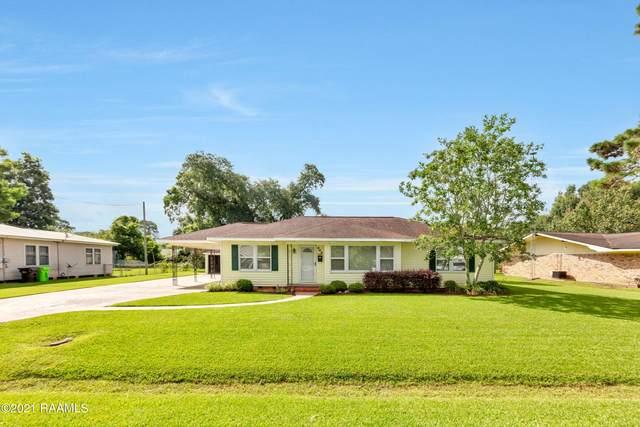 243 Ledoux Street, Breaux Bridge, LA 70517 (MLS #21006963) :: Keaty Real Estate