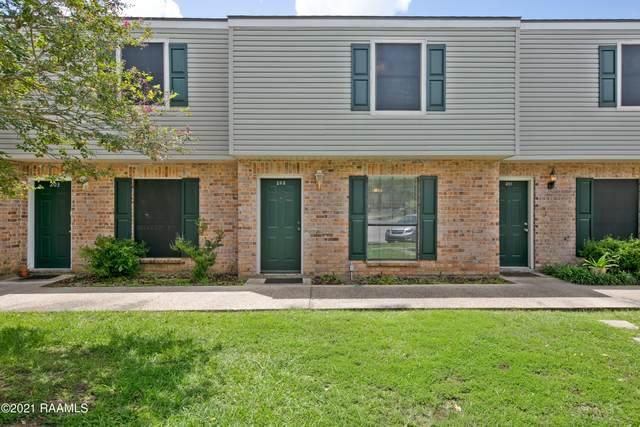 100 Winchester #202, Lafayette, LA 70506 (MLS #21006964) :: United Properties