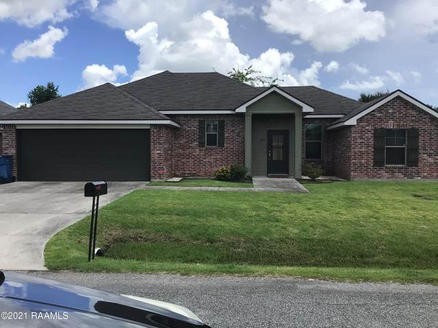 224 Stoneburg Drive, Duson, LA 70529 (MLS #21006973) :: Keaty Real Estate