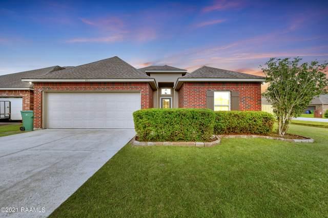 205 Quiet Bluff Drive, Youngsville, LA 70592 (MLS #21006979) :: Keaty Real Estate
