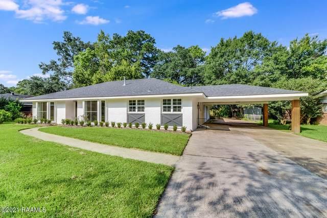 104 Stephanie Avenue, Lafayette, LA 70503 (MLS #21006993) :: Keaty Real Estate