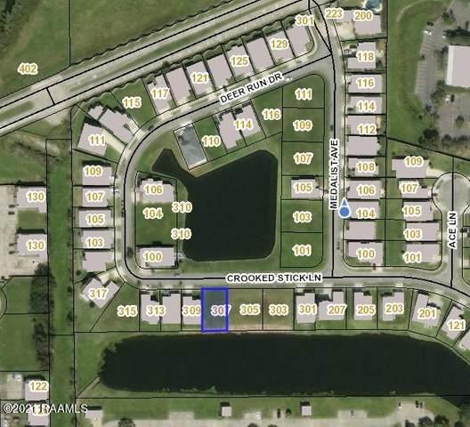 307 Crooked Stick Lane, Lafayette, LA 70506 (MLS #21006998) :: Keaty Real Estate