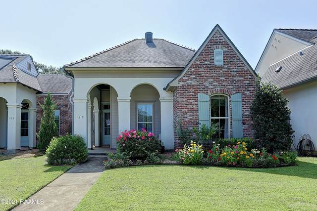 110 Fallow Lane, Broussard, LA 70518 (MLS #21007014) :: Keaty Real Estate