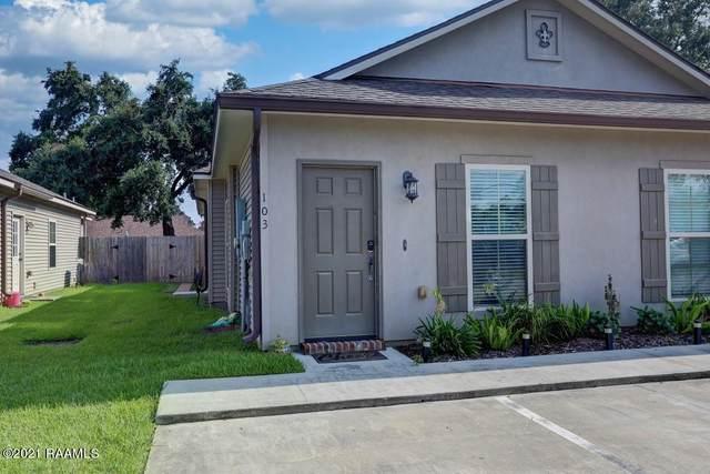 112 Guilbeau #103, Lafayette, LA 70506 (MLS #21007036) :: Keaty Real Estate