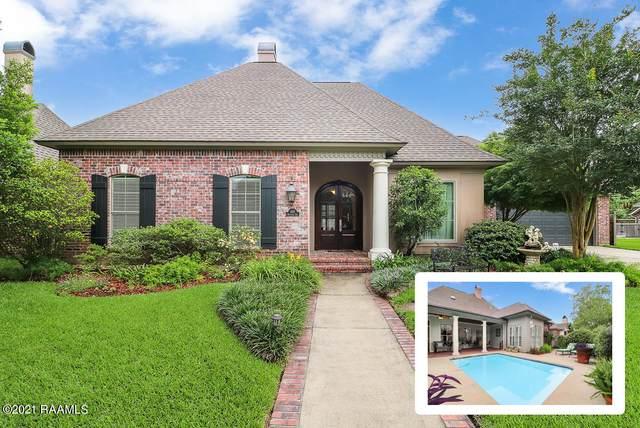 109 Kentville Circle, Lafayette, LA 70508 (MLS #21007040) :: Keaty Real Estate
