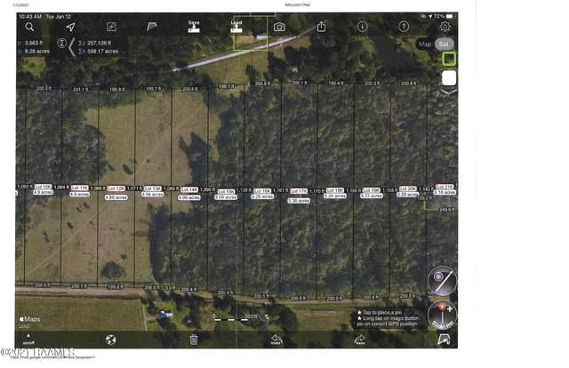 Lot 16k Kennerson Road, Opelousas, LA 70570 (MLS #21007049) :: Keaty Real Estate