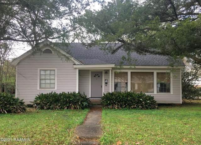 615 St Camille Street, Lafayette, LA 70506 (MLS #21007050) :: Keaty Real Estate