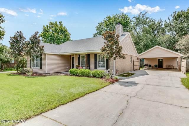 118 Briar Green Drive, Youngsville, LA 70592 (MLS #21007058) :: Keaty Real Estate