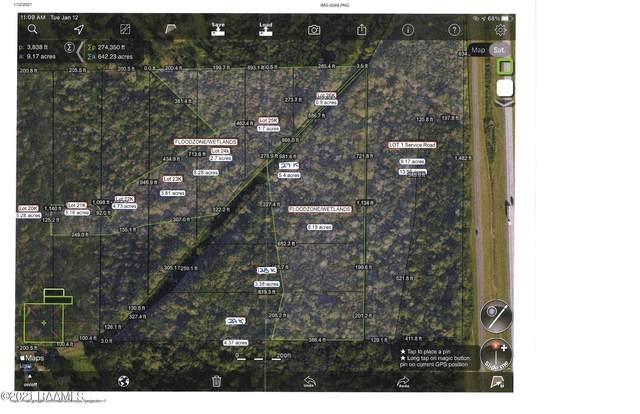 Lot 24K Kennerson Road, Opelousas, LA 70570 (MLS #21007062) :: United Properties