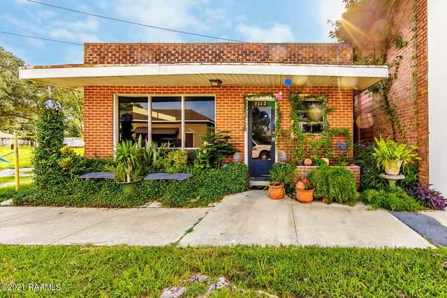 1112 Main Street, Patterson, LA 70392 (MLS #21007066) :: United Properties