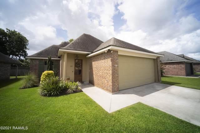 207 Milton Estates, Youngsville, LA 70592 (MLS #21007084) :: Keaty Real Estate