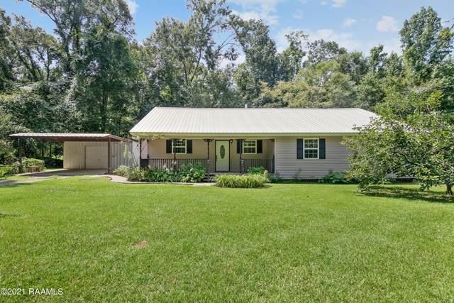 141 White Oak Road, Washington, LA 70589 (MLS #21007086) :: United Properties