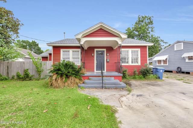 1109 W Congress Street, Lafayette, LA 70501 (MLS #21007159) :: Keaty Real Estate