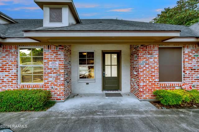 1609 W Saint Mary Boulevard, Lafayette, LA 70506 (MLS #21007256) :: Keaty Real Estate