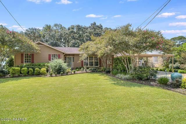 723 W 14th Street, Crowley, LA 70526 (MLS #21007299) :: Keaty Real Estate