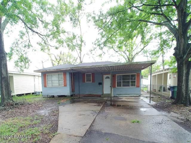 1220 N Ave I, Crowley, LA 70526 (MLS #21007363) :: Keaty Real Estate