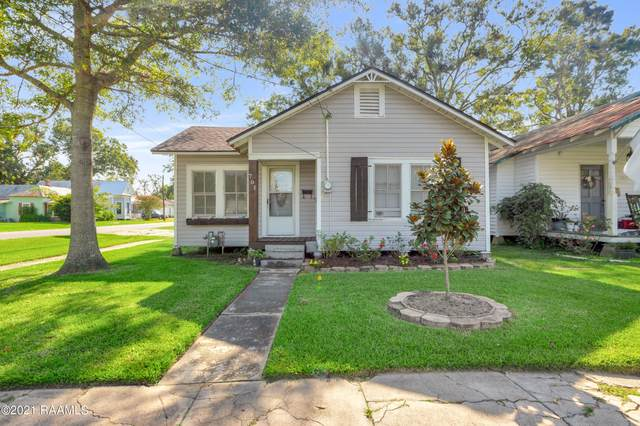 701 S Avenue G, Crowley, LA 70526 (MLS #21007512) :: Keaty Real Estate