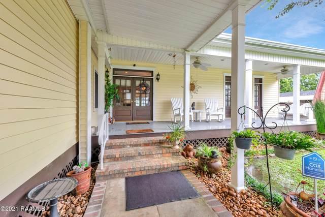 2418 Louisiana Drive, New Iberia, LA 70560 (MLS #21007579) :: Keaty Real Estate