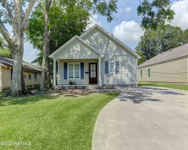 815 N Ave J, Crowley, LA 70526 (MLS #21007620) :: Keaty Real Estate