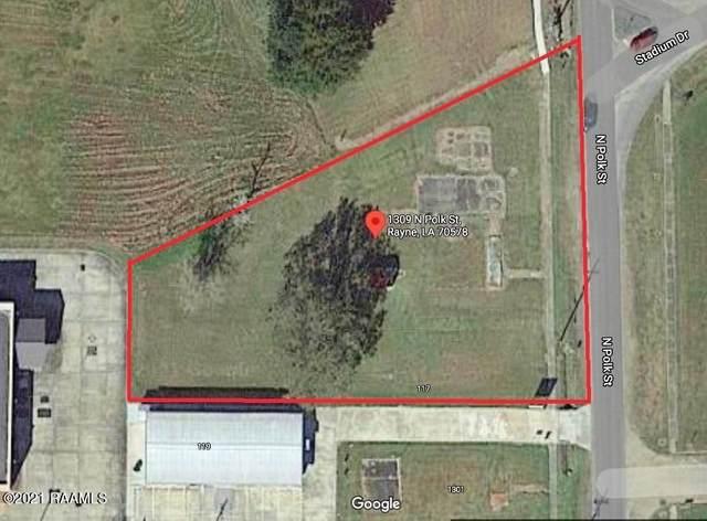 1309 N Polk Street, Rayne, LA 70578 (MLS #21007877) :: Keaty Real Estate