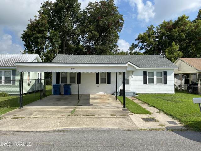 109 Hector Street, Lafayette, LA 70506 (MLS #21008098) :: Keaty Real Estate