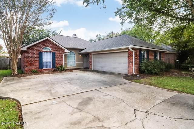 109 Bismark Drive, Broussard, LA 70518 (MLS #21008138) :: Keaty Real Estate