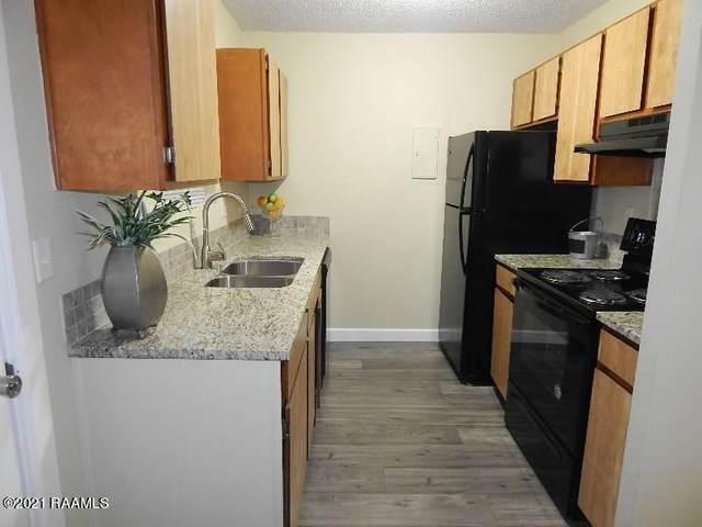 201 High Meadows #145, Lafayette, LA 70507 (MLS #21008178) :: Keaty Real Estate