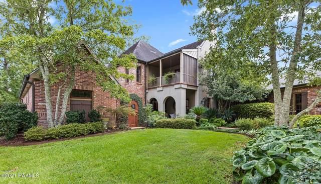 108 Valerie Drive, Lafayette, LA 70508 (MLS #21008282) :: Keaty Real Estate